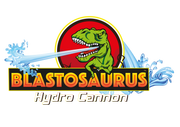 Blastosaurus Hydro Cannon Water Gun - TVShop