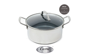 Cucina Steel 4 Piece Cookware Set