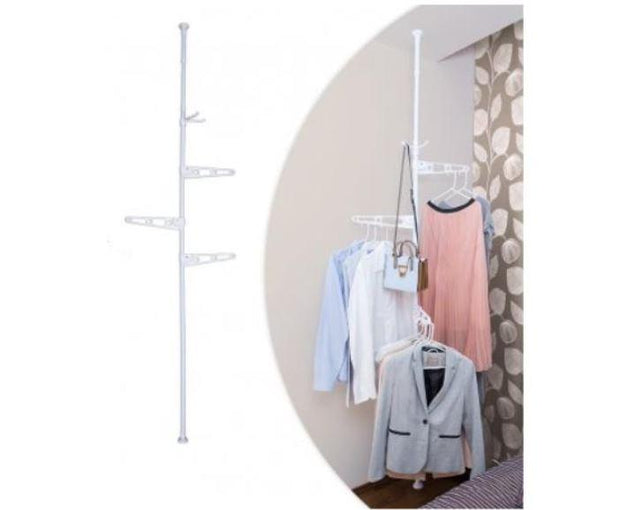 Laundry Tree with Free Hangers and Hook