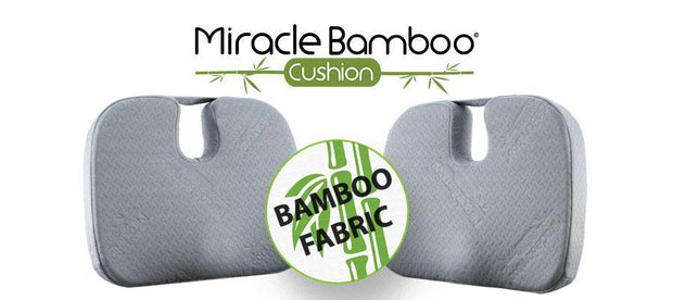 Miracle Bamboo Cushion - TVShop