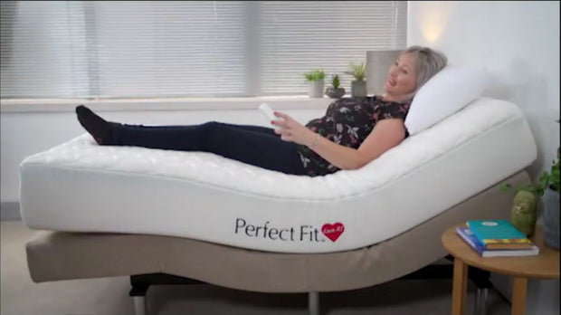 Perfect Fit® Massage Bed - TVShop