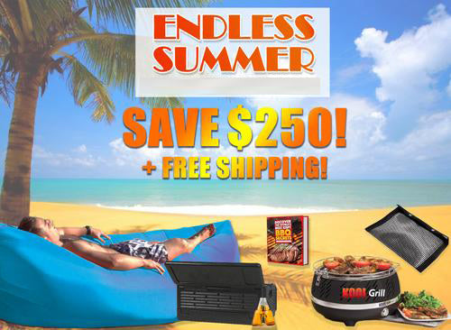 Endless Summer Package - TVShop