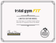 Total Gym® FIT Signature Series