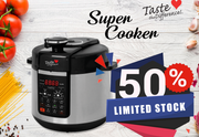 Taste The Difference Super Cooker - TVShop