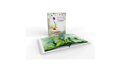 Discover the Healing Power of Crystals Book - TVShop