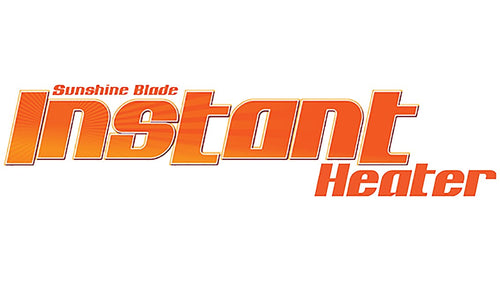 Sunshine Blade Instant Heat - TVShop