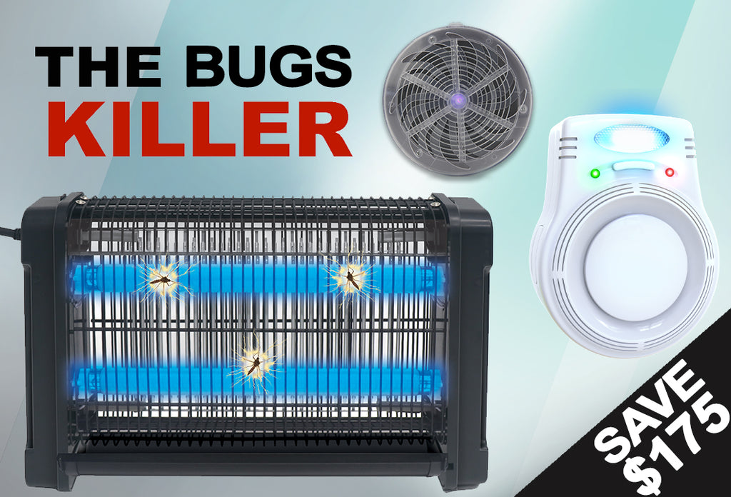 Bugs Killer Bundle - TVShop