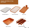 Copper Chef Bake and Crisp - TVShop