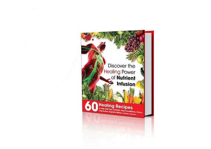 Nutrient Infusion Recipe Book - TVShop