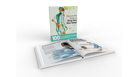 Discover the Power of Drug Free Pain Relief Book - TVShop