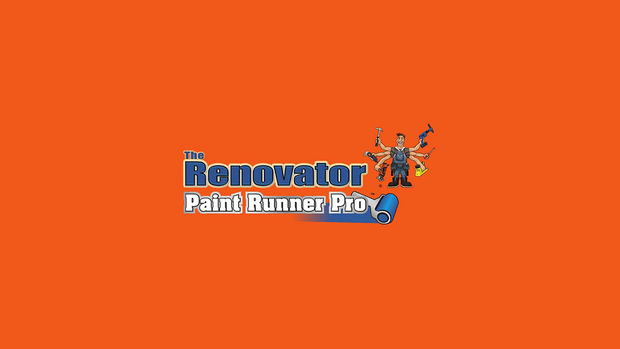 The Renovator Paint Runner Pro - TVShop
