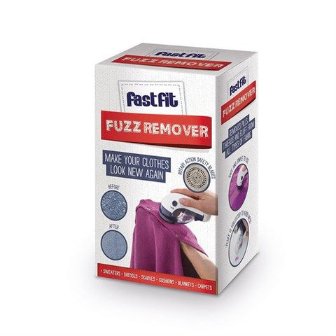 Fast Fit Fuzz Remover