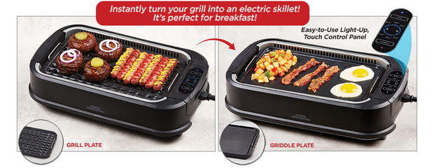Smokeless Grill - TVShop