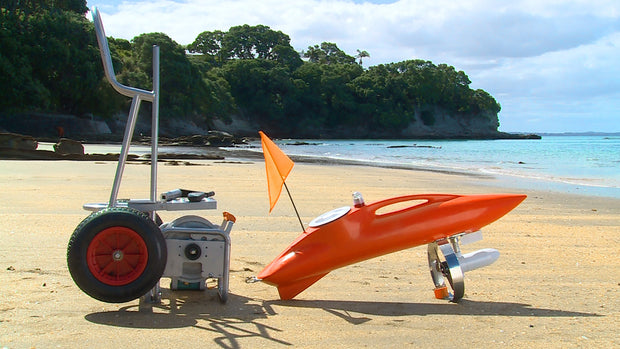 Fish Harvester Beach Buggy-Household-TVShop