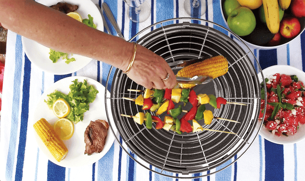 Charcoal Express Kool Grill - TVShop