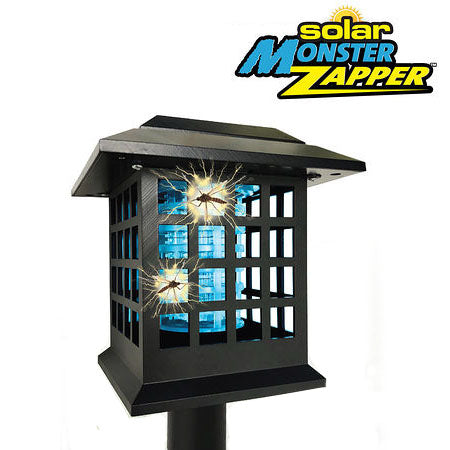 Solar Monster Zapper - TVShop