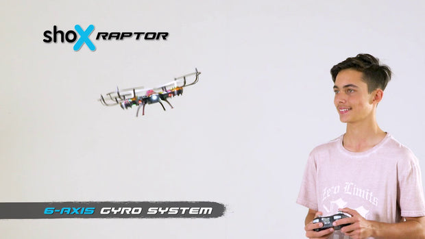 Shox Raptor Drone-Household-TVShop