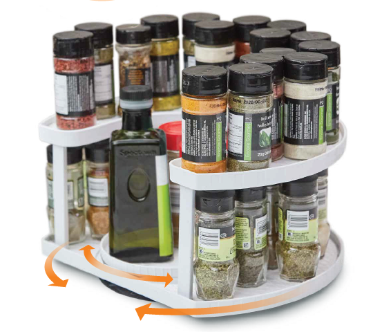 Spice Spinner - Buy 1 Get 1 Free