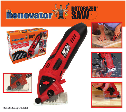 Rotorazer Saw - TVShop