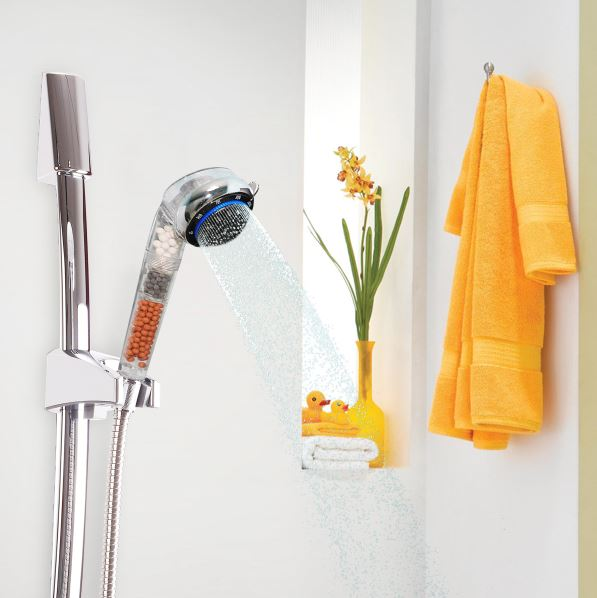 Silk Soft Showerhead - Deluxe