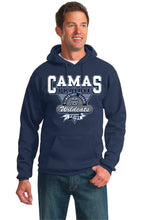 Camas Prairie Staff Adult Hooded Sweatshirt