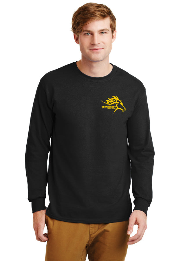 Cedarcrest Middle School Long Sleeve Shirt