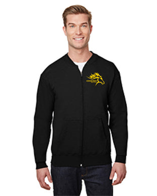 Cedarcrest Middle School Full Zip Sweatshirt
