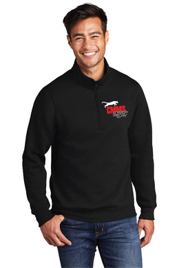 Cougar Mountain Middle School Spirit Quarter Zip Sweatshirt