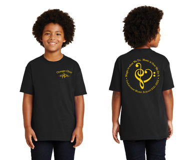 Cedarcrest Middle School Choir Youth Shirt