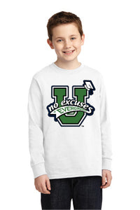 Evergreen No Excuses Youth Long Sleeve Shirt