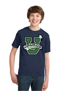 Evergreen No Excuses Youth Short Sleeve Shirt