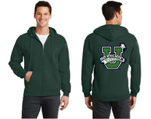 Evergreen No Excuses Full Zip Hooded Sweatshirt