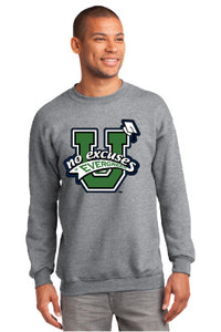 Evergreen No Excuses Crew Sweatshirt