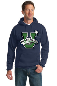 Evergreen No Excuses Hooded Sweatshirt