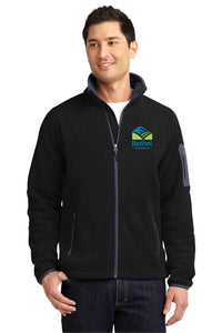 Bethel School District Unisex Enhanced Fleece Full-Zip Jacket