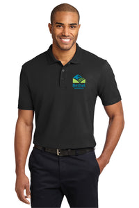 Bethel School District Unisex Polo