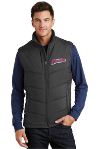 Pioneer Valley Staff Unisex Puffy Vest