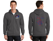 Spanaway Middle School Staff Inspiration Full Zip Hoodie