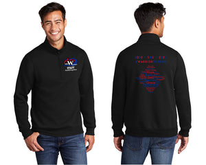 Spanaway Middle School Staff Inspiration 1/4 Zip Sweatshirt