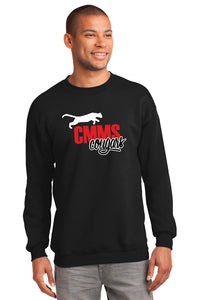 Cougar Mountain Middle School Spirit Crew Sweatshirt