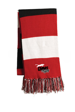 Cougar Mountain Middle School Spirit Scarf
