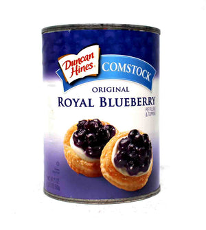 COMSTOCK ORIG ROYAL BLUEBERRY 21OZ (595G)