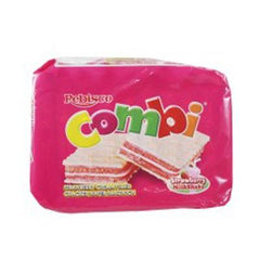 COMBI STRAWBERRY MILK SHAKE 10S