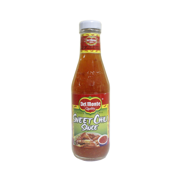 DEL MONTE SWEET CHILI SAUCE 325G/12OZ