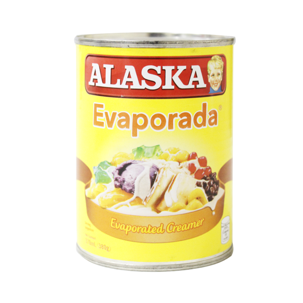 ALASKA EVAPORADA EVAPORATED CREAMER 370ML