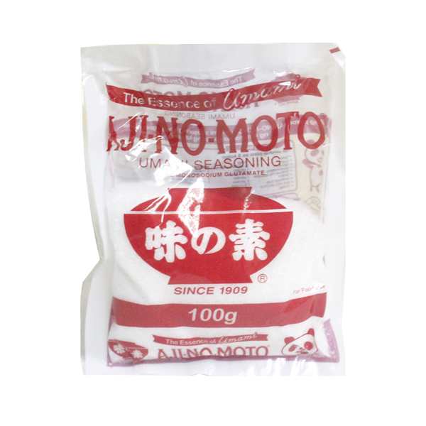 AJINOMOTO SUPER SEASONING RED PACK 100G