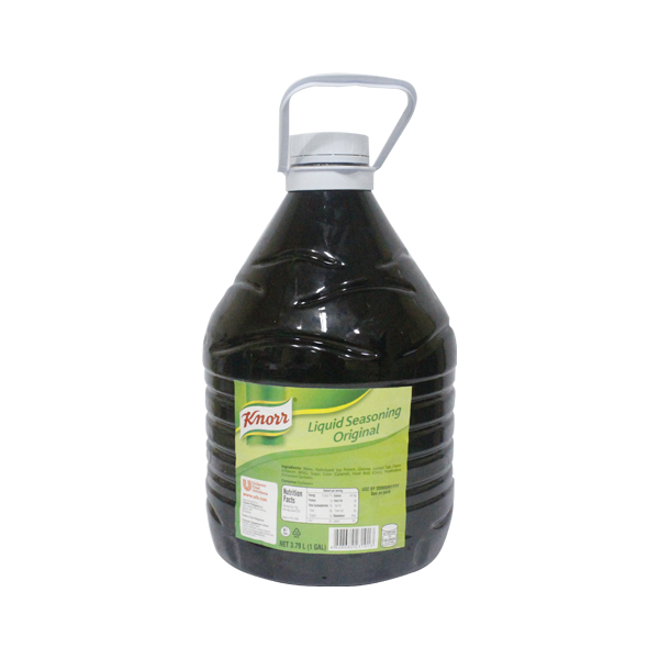 KNORR SOY LIQUID SEASONING ORIGINAL FS 3.8L FS