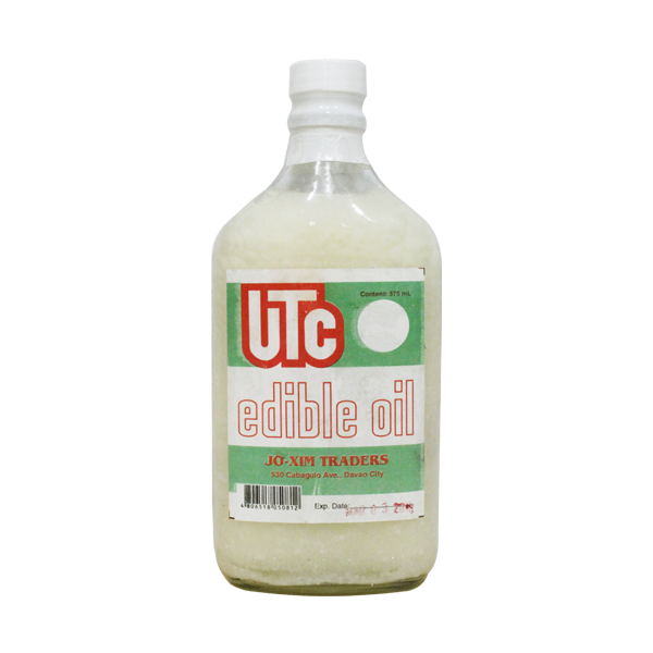 UTC COOKING OIL 330ML/375ML