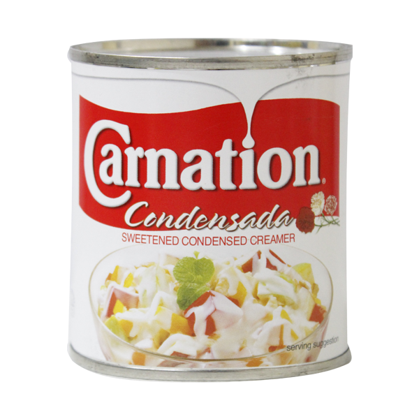 CARNATION CONDENSADA SWEETENED CREAMER 301ML