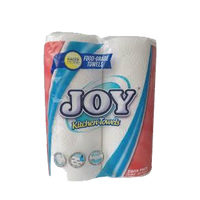 JOY KITCHEN TOWEL TWIN 2PLY 120PULLS
